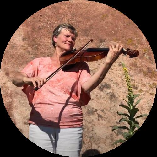 Castle Rock Violin Teacher Lois Owsley